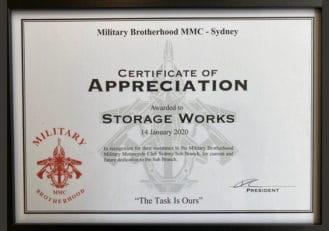 Military Brotherhood Mmc