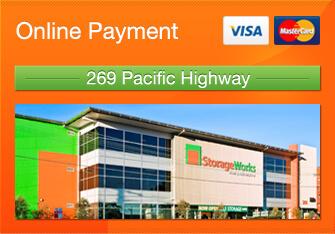 Storageworks Payment 269