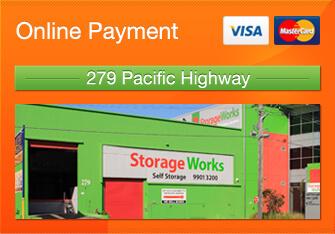 Storageworks Payment 279